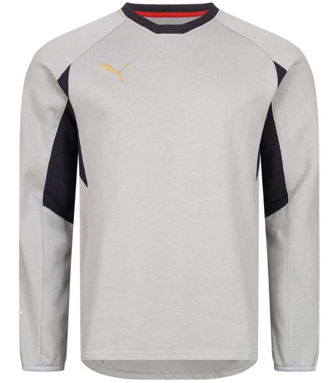 Puma V-Konstrukt Herren Sweatshirt bzw. Pullover für 12,94€ inkl. Versand (statt 20€)
