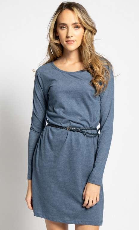 alife & kickin Jerseykleid Elli blau meliert für 17,95€inkl. Versand (statt 35€) - MBW: 29,90€
