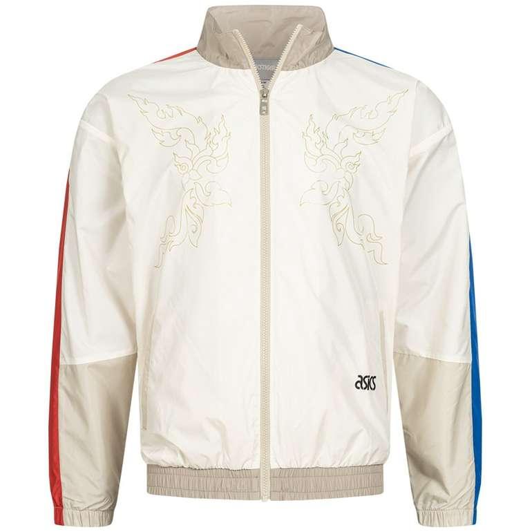 Asics Tiger x Carnival Herren Woven Jacke für 39,94€ inkl. Versand (statt 65€)