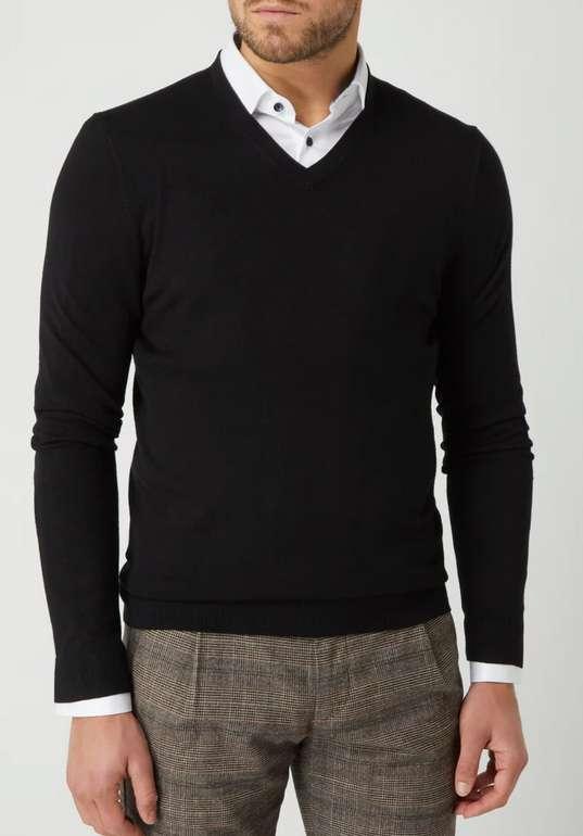 Montego Herren Pullover mit V-Ausschnitt in vers. Farben zu je 9,99€inkl. Versand (statt 25€)