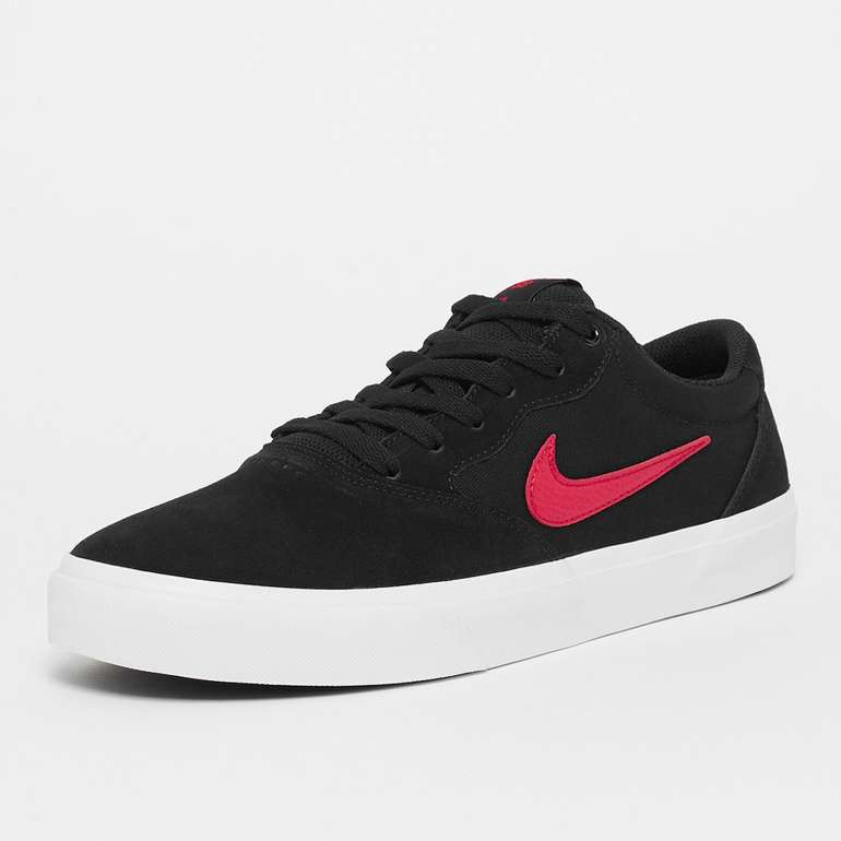 Nike SB Chron SLR Herren Sneaker in Schwarz/Rot für 49,48€ inkl. Versand (statt 56€)