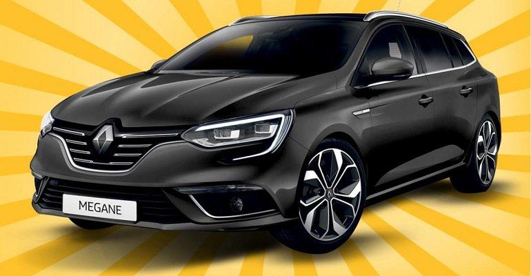 Renault Megane Kombi Life TCe 115 GPF Leasing 2