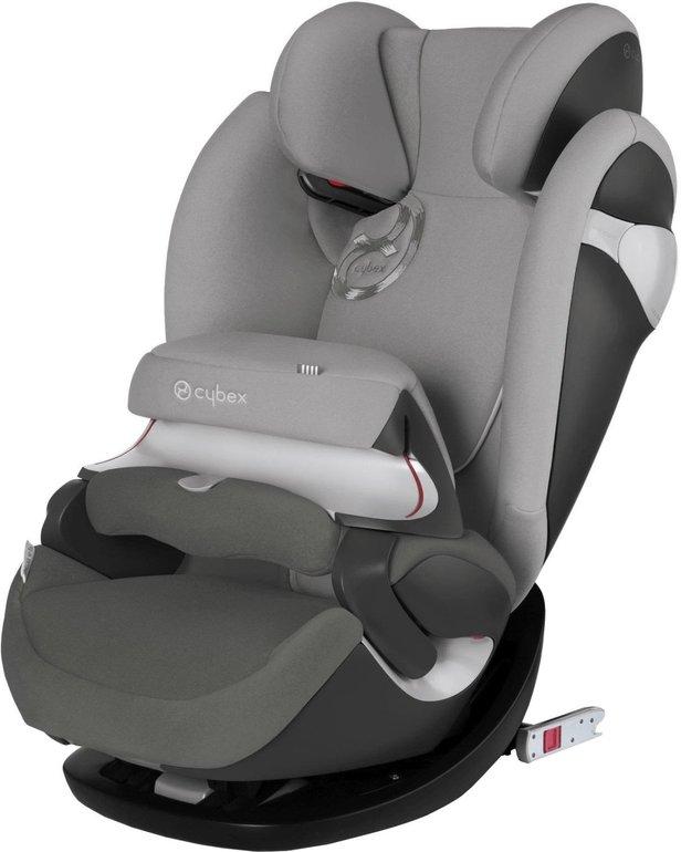 Cybex Silver Pallas M-fix Kindersitz in Manhattan Grey für 178,43€ (statt 210€)