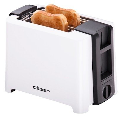 Cloer 3531 XXL Toaster für 26€ inkl. Versand (Vergleich: 38€)