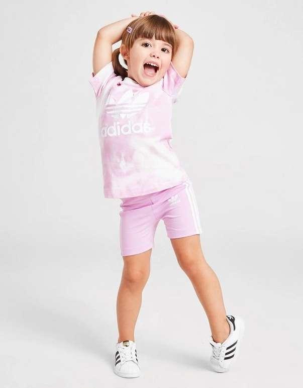 Adidas Originals Baby bzw. Kinder Tie Dye Set für 15,99€ inkl. Versand (statt 36€)