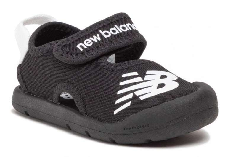 New Balance IOCRSRBK Kinder Sandalen für 28€ inkl. Versand (statt 38€)