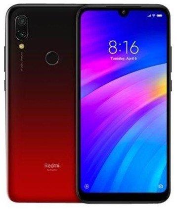 Xiaomi Redmi 7 Dual SIM Smartphone mit 64GB in Rot für 125€ (statt 156€)