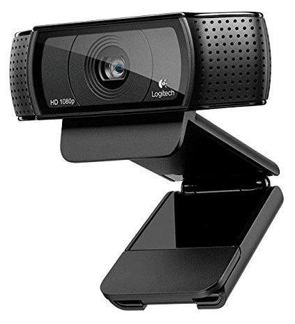 Logitech C920e HD Pro Webcam mit USB und 1080p für 53,93€ inkl. Versand