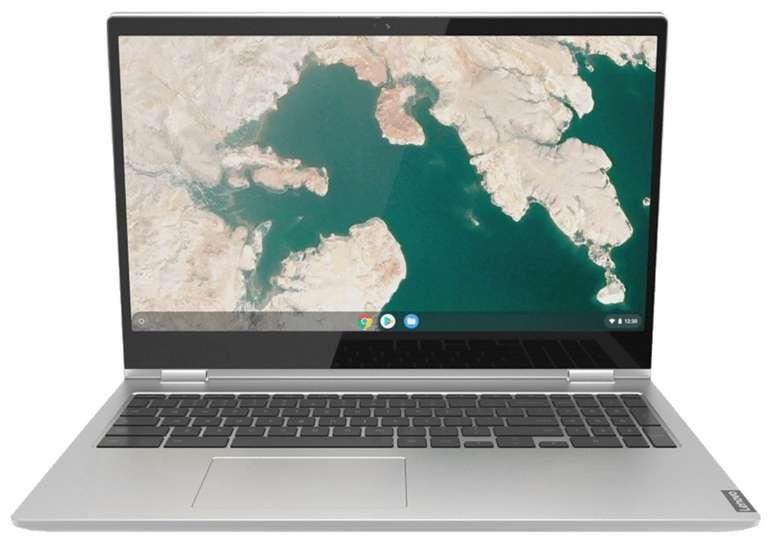 Lenovo Chromebook C340-15 - 15.6 Zoll Notebook (i3, 4GB RAM, 128GB eMMC) für 388,95€ (statt 499€)