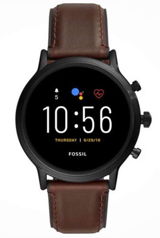 Fossil FTW4026 Carlyle HR Herren Touchscreen Smartwatch für 179,40€ inkl. Versand (statt 232€)