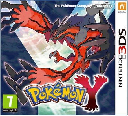 Pokémon Y & X für Nintendo 3DS je nur 23,99€ (Vergleich: 36€)