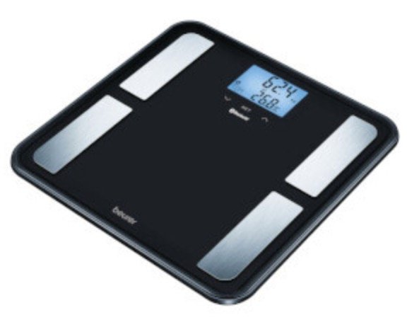 Beurer Sale mit bis zu 65% Rabatt bei Veepee - z.B. Diagnosewaage BF 850 für 34,99€ (statt 70€)