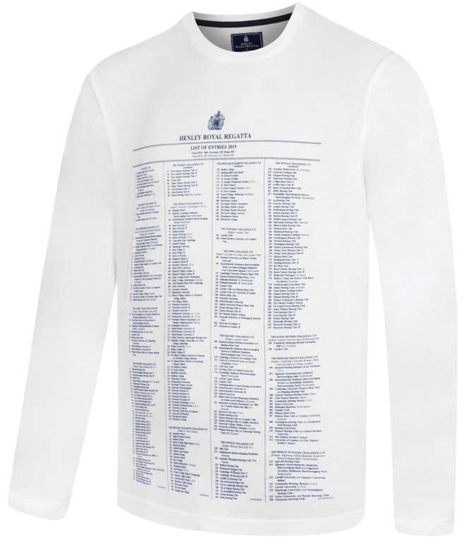 Hackett London Sale bei SportSpar - z.B. HKT Qualifiers Herren Langarm Shirt für 13,99€ (statt 30€)