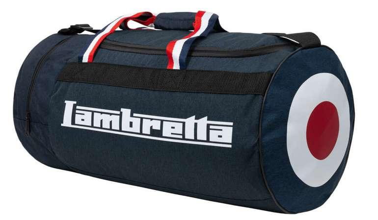 Lambretta Duffle Reisetasche in Navy für 18,94€inkl. Versand (statt 25€)