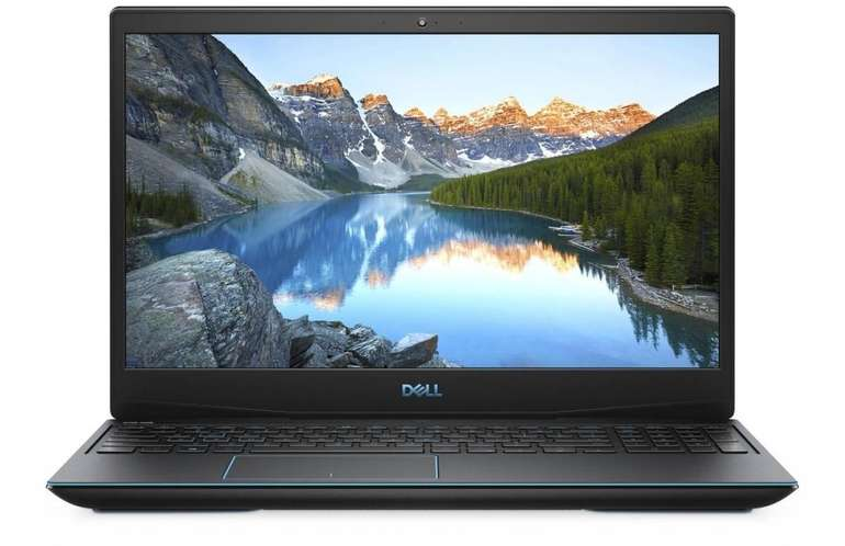 Dell G3 15 3590 9WHM2 - 15,6 Zoll Notebook mit i5, 8GB RAM & 512GB SSD für 777€