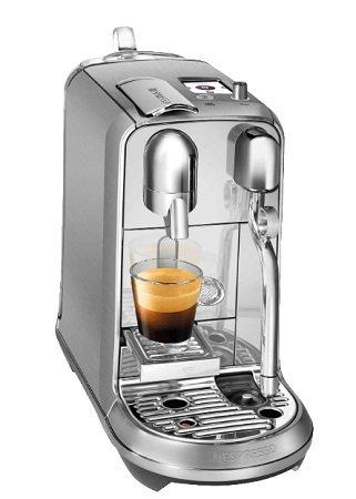Nespresso Creatista Plus Kaffemaschine für 333€