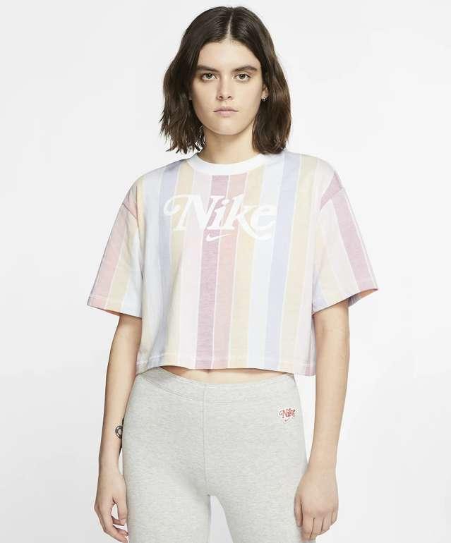 Nike Sportswear Damen Retro Shirt für 28€ inkl. Versand (statt 39€) - Nike Membership