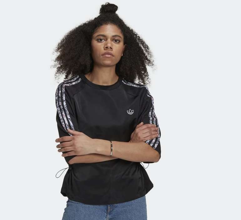 Adidas Originals Boxy Damen T-Shirt in 2 Farben für je 20,82€ inkl. Versand (statt 24€) - Creators Club!