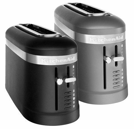 KitchenAid 5KMT3115E Toaster Langschlitztoaster für 44,91€ - Factory Serviced!
