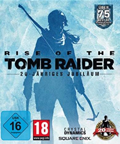 Rise of the Tomb Raider – 20 Jahre Jubiläums Edition (PC - Steam) für 7,99€
