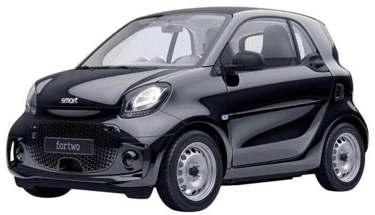 Gewerbe Leasing: Smart ForTwo smart EQ coupe 2021 mit 82 PS (60 kW) für 45,99€ netto mtl. (BAFA, LF: 0,23)