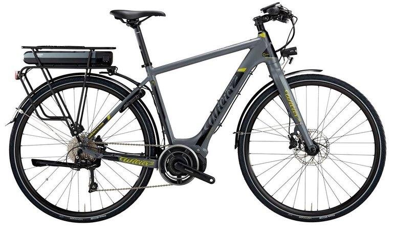 E-Bike Wilier Magneto (418 Wh, 2018, 28 Zoll) in Diamant für 1.459€ inkl. VSK