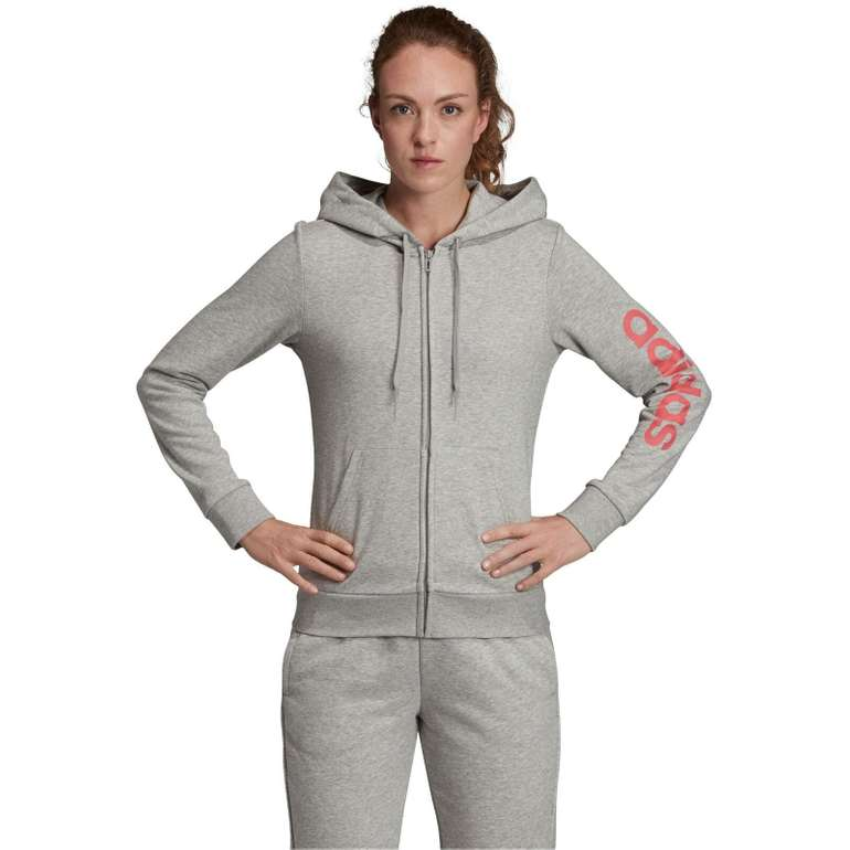 adidas Performance Linear Damen Sweatjacke für 34,95€ (statt 57€)