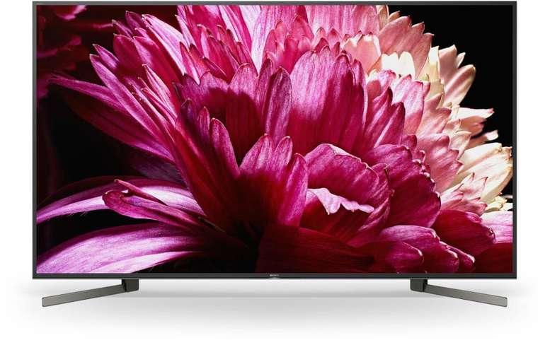 "Sony KD-55XG9505 - 55"" LED TV (UHD 4K, Smart TV) für 755,46€ bei Abholung (statt 972€)"