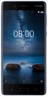 Top! Nokia 8 Smartphone (64GB Speicher, 4GB, 5,3 Zoll QHD Display) für 203,99€