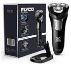 Flyco - Nass- und Trockenrasierer mit LED Display für 26,19€ inkl. Versand