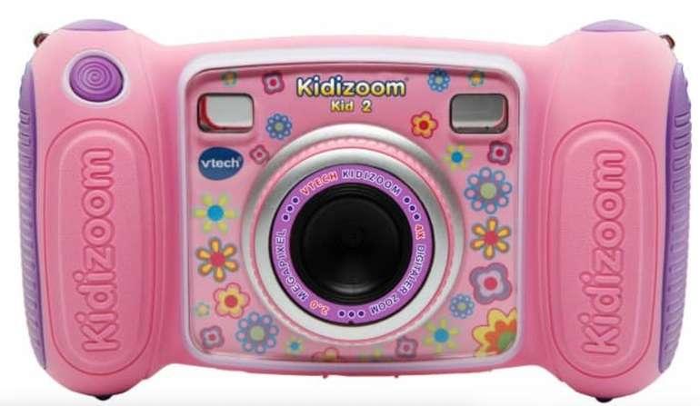 Vtech Kinder Digitalkamera Kidizoom Kid 2 in pink für 39,99€ inkl. Versand (statt 65€)