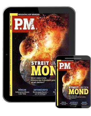 """Jahresabo """"P.M. Magazin E-Paper"""" 12 Ausgaben für 30,04€ inkl. 30€ BestChoice-Gutschein"""