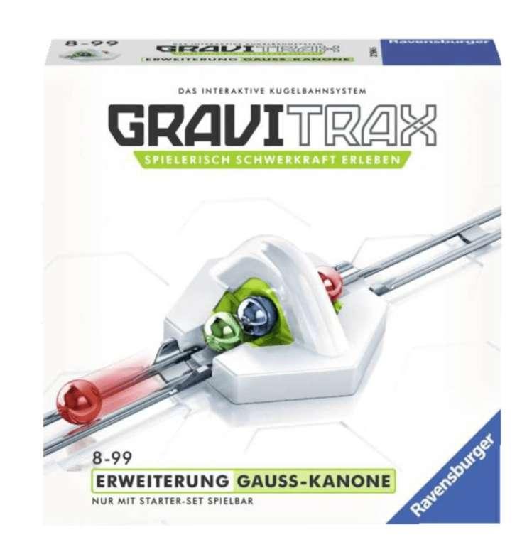 Ravensburger GraviTrax Gauss-Kanone Erweiterung für 5€ inkl. Versand (statt 9€)
