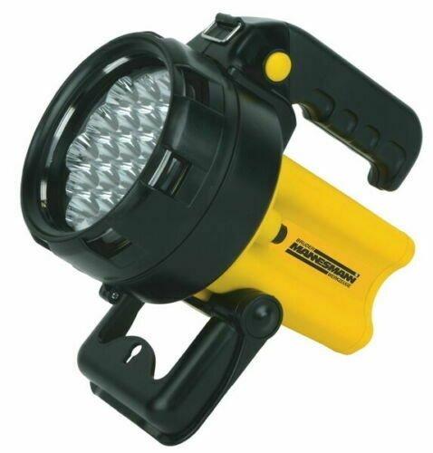 Mannesmann LED Akku Taschenlampe für 11,90€ inkl. Versand (statt 15€)