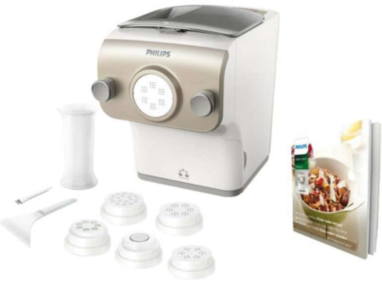 Philips HR 2381/05 Avance Collection Pastamaker für 164,68€ inkl. Versand