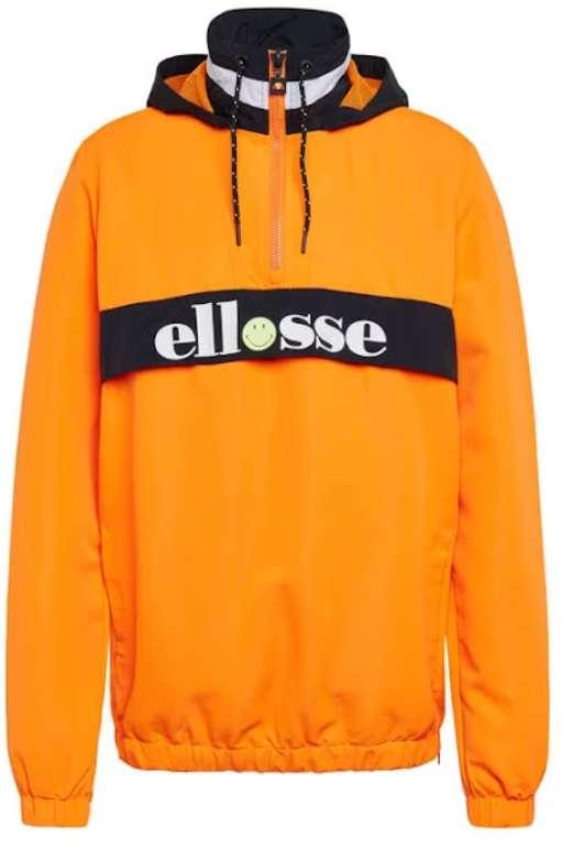 """Ellesse Jacke """"Fistinu"""" in orange / schwarz für 40,53€ inkl. Versand (statt 74€)"""