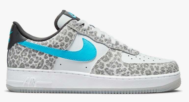 Nike Sportswear Air Force 1 '07 Prm Es im Leoparden Style für 83€ inkl. Versand (statt 100€)