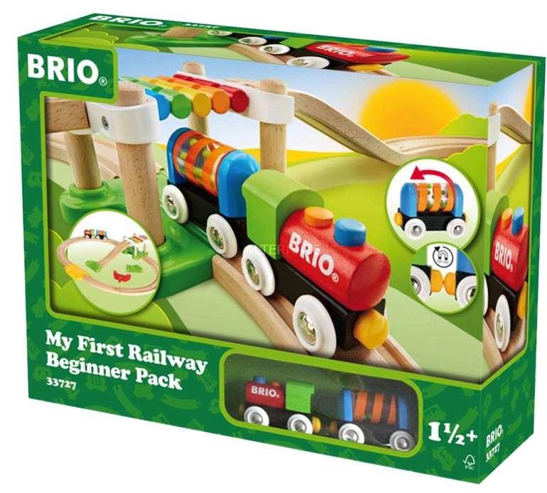 Brio - Mein erstes Bahn Spiel Set (33727) für 17,99€ inkl. Versand (statt 23€)