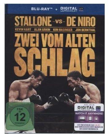 Zwei vom alten Schlag, 1 Blu-ray für 3,66€ inkl. Versand (statt 7€)