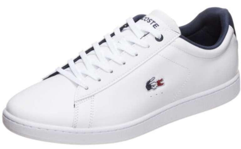 Lacoste Carnaby Evo 119 7 SMA Herren Sneaker für 49,95€ inkl. Versand (statt 70€)