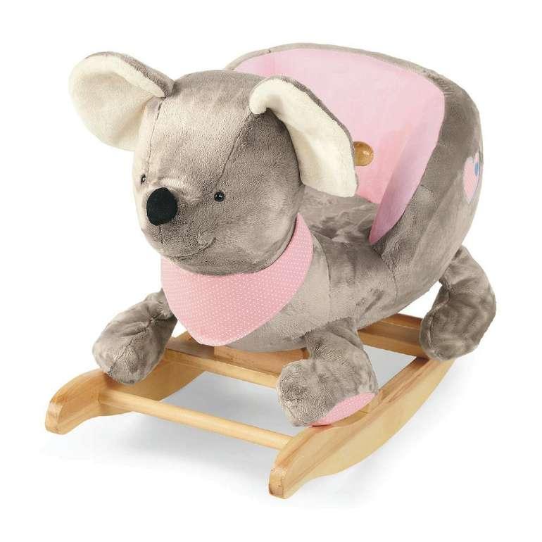 Sterntaler Schaukeltier Maus Mabel für 48,69€ inkl. Versand (statt 62€)