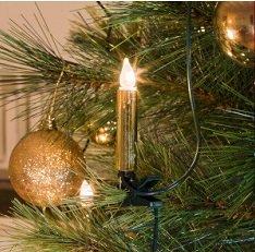 Stimmungsvolle Weihnachtsbeleuchtung: Lichterketten & mehr, z.B. 40er für 17,99€