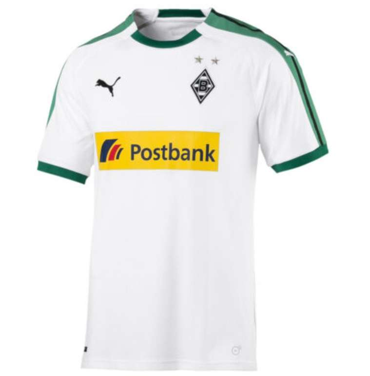 Borussia Mönchengladbach Herren Heimtrikot 2018/2019 für 19,99€ inkl. Versand (statt 29€)
