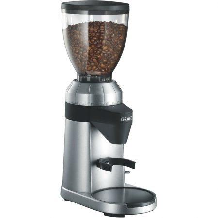 Graef CM 800 Kaffeemühle (silber) für 91,99€ inkl. Versand (statt 105€)