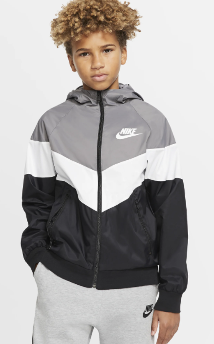 Nike Sportswear Windrunner Kinderjacke für 29,73€ inkl. Versand (statt 58€) - Nike Membership