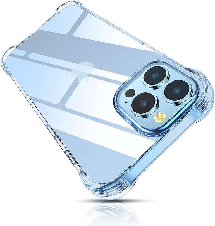 Cocoda Hülle für das neue iPhone 13 Pro (Vergilbungsfrei, verstärkte Ecken) für 8,39€ inkl. Prime Versand (statt 13€)