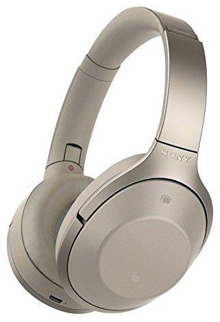 Sony OverEar-Kopfhörer MDR-1000X in Champagner für 217€ inkl. Versand