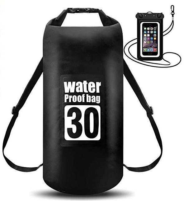Win.Max Dry Bag, Wasserdichte Packsäcke im Angebot, z.B. 10L für 7,99€ inkl. Prime (statt 16€)