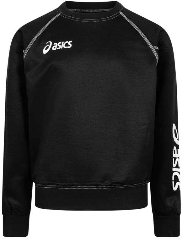 Asics Alpha Jungen Sweatshirt (versch. Farben) ab 8,90€ inkl. Versand (statt 25€)