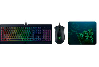 Razer Chroma Gaming Bundle (Tastatur, Maus, Mauspad) für 105,94€ (statt 127€)